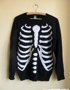 Sweter żebra