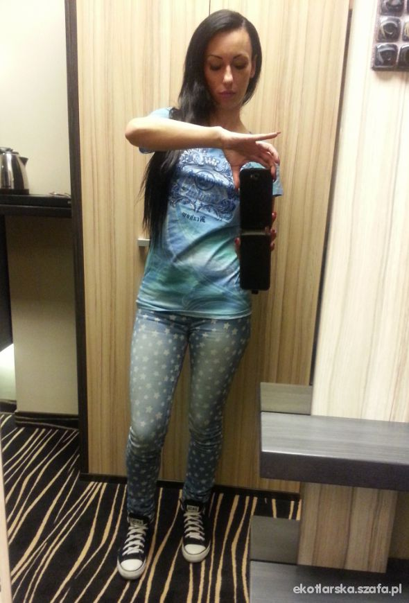 Mój styl Blueee