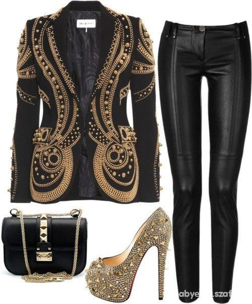 Sexi GLAM ROCK STYLE