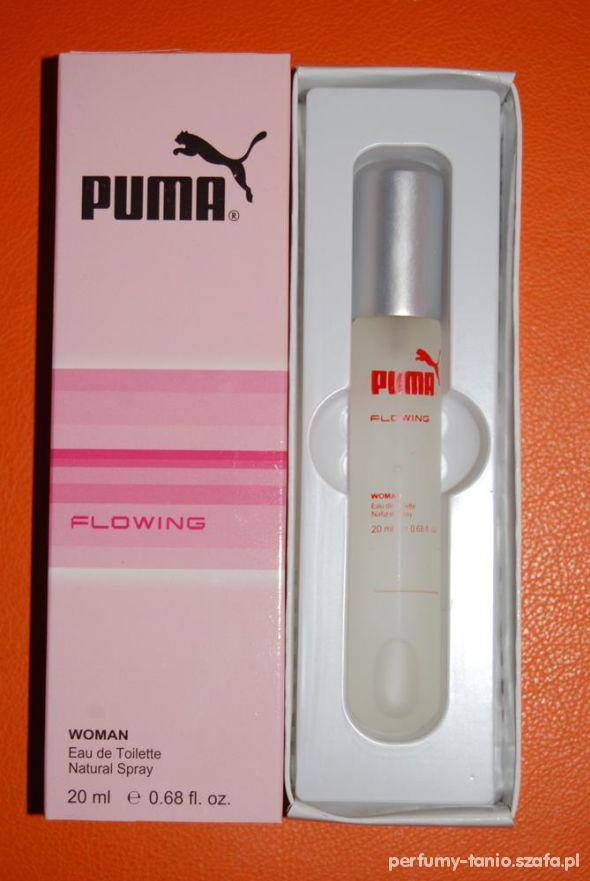 perfumy puma damskie różowe