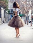 Spódniczki jak u księżniczki