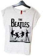 the beatles h&m t shirt...
