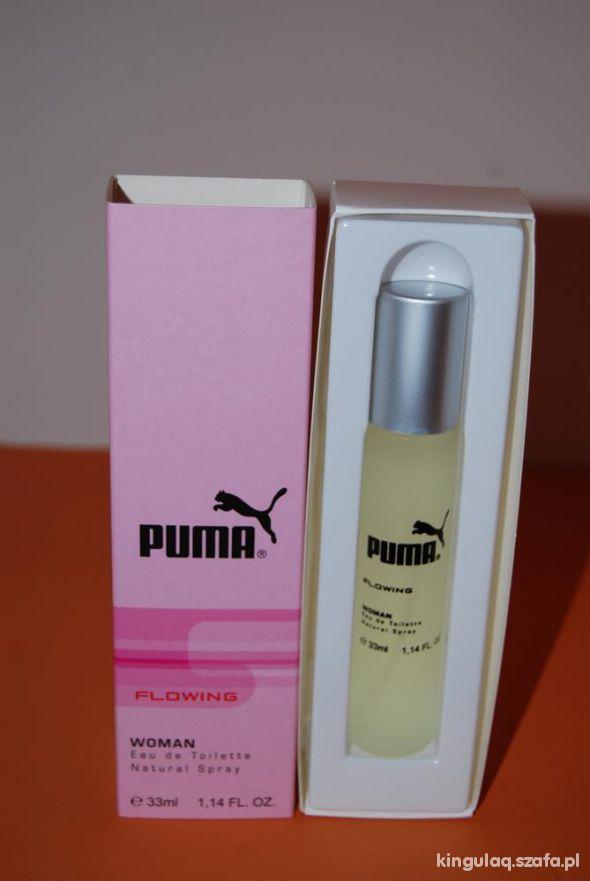 perfumy puma damskie flowing