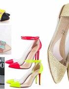 Moda 2013 przezroczyste buty