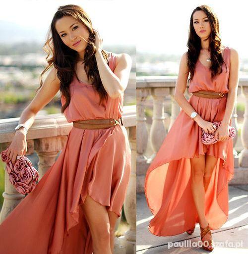 Romantyczne Suknia
