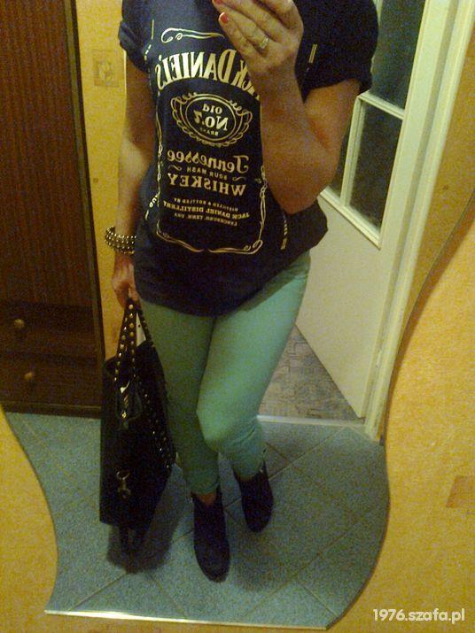 Mój styl Jack Daniels