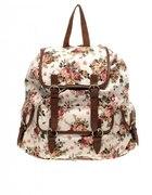 Plecak w kwiatki floral...