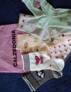 Skarpetki różne wzory Calzedonia kids...