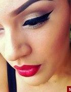 Klasyczny makijaż