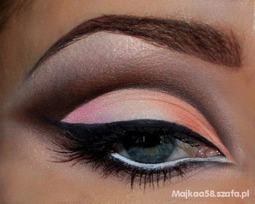 Megaa makijaż oczu