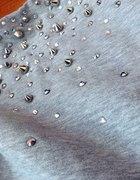 Kangurkowa z kolcami kryształkami IDEAŁ
