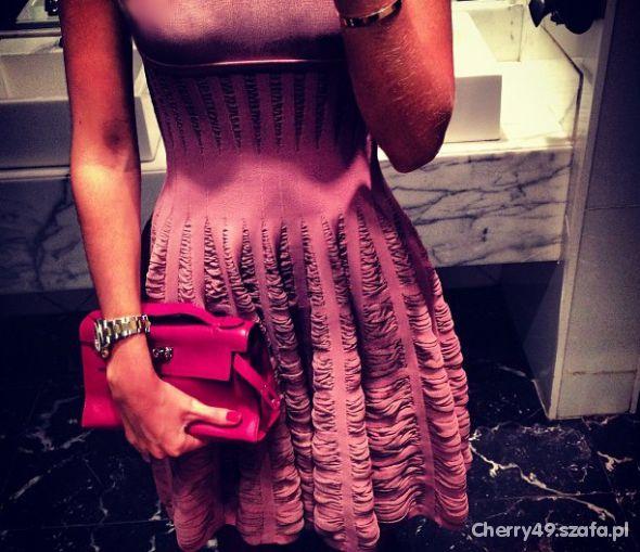 Eleganckie glam dress zara