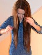 Pielęgnacja moich włosów...