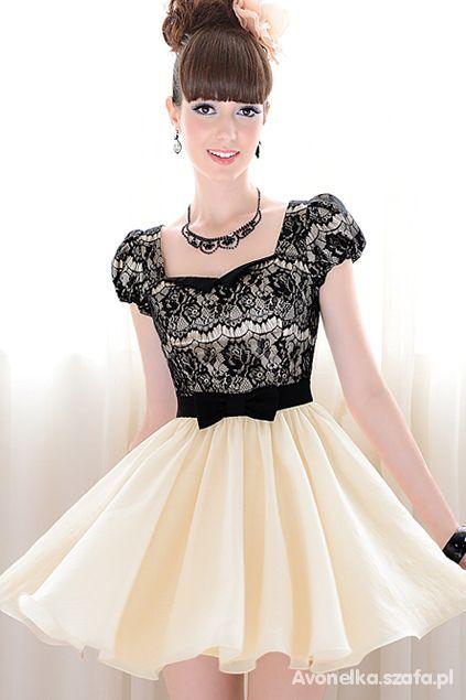Suknie i sukienki Boska sukienka