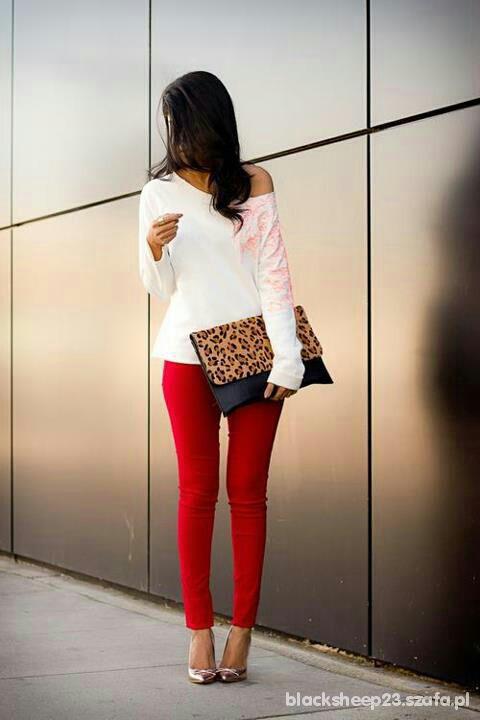Mój styl PANTERA&RED