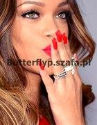 Piękna Rihanna...