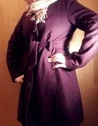 zimowy płaszcz orsay...