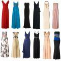 dluga jasna sukienka 38