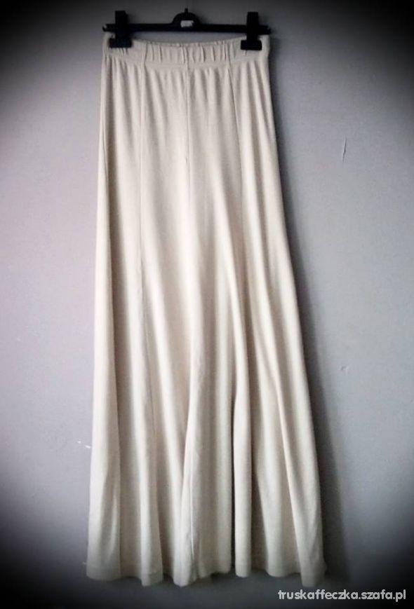 Spódnice dzianinowa spódnica maxi na 170cm 38 40
