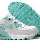 Nike airmaxy air max miętowe 37