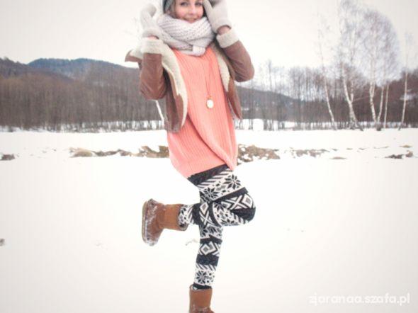 Apricot & norweggian leggings & caramels