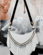 white aztec love stradivarius...