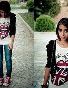 Tshirt rolling stones hm