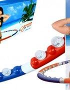 hula hop z masażerem