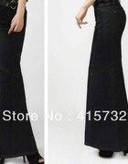 Spodnice jeansowe maxi 40 42 44
