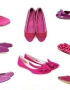 rozowe balerinki 39 40