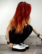 Włosy Ombre