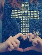 Koszulka z krzyżem