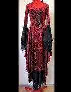 Suknia gotycka
