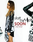 Staff by maff mixed cardigan...
