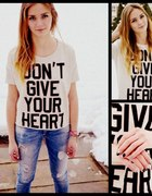 Dont give your heart...