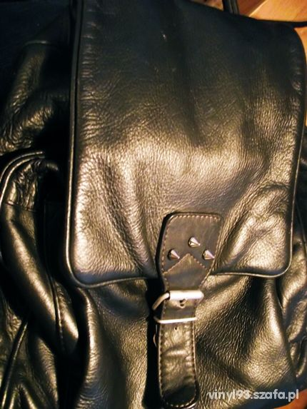Mój plecak ćwieki