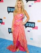 Śliczna sukienka Joasi różowa długa