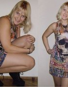 skull dress & nite walk