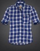 koszula w kratę