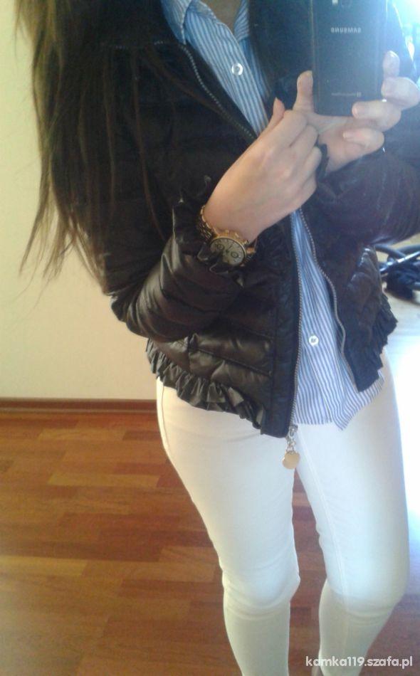 Mój styl pikowana kurtka mój styl