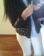 pikowana kurtka mój styl