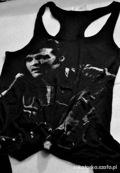 Bluzki Elvis tunika długi top