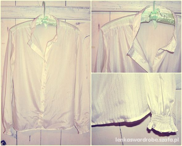 Koszule Koszula retro vintage i balsam do ciała