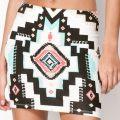 bershka aztec