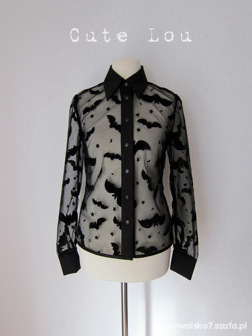 Bat blouse