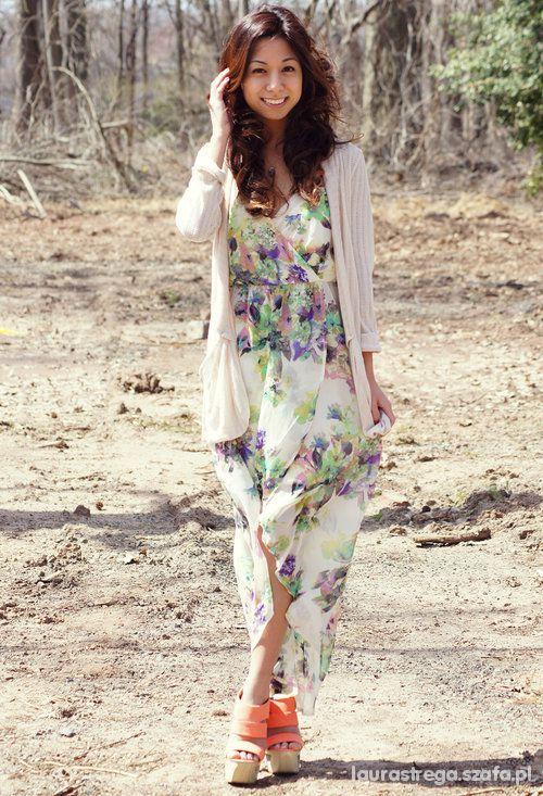 Romantyczne sukienka