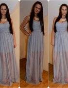 sukienka bershka