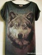 Bershka Wolf