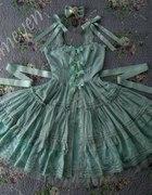 Surface Spell victorian summer dress...