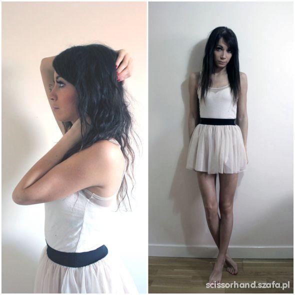 Mój styl BALLET DRESS